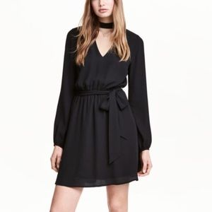 H&M Choker Dress